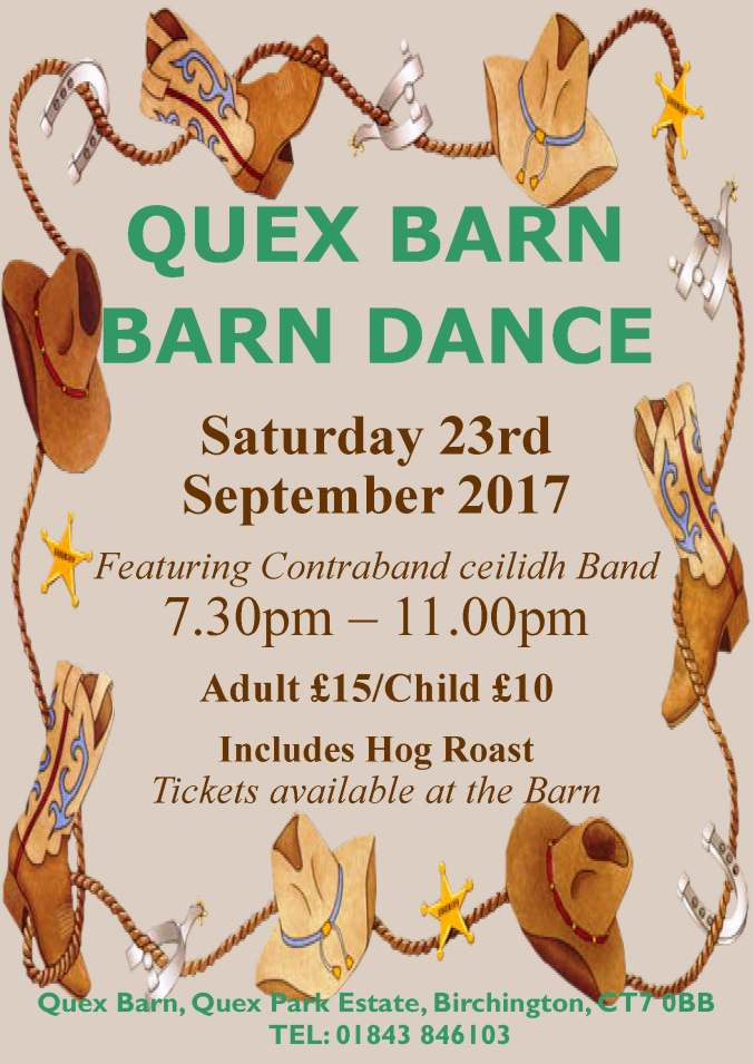 Barn Dance Poster - Sep 17 v2