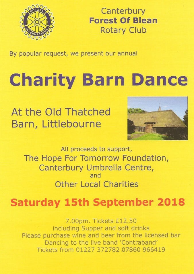 LITTLEBOURNE BARN 2018
